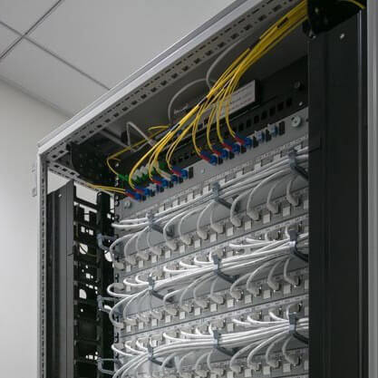 Data cabling, datacenters, WiFi