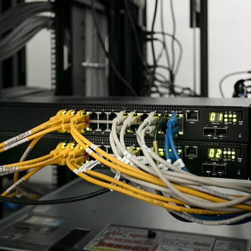 ICT aktivní infrastruktura